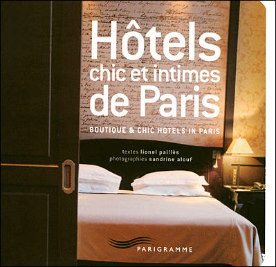 Stylish and cosy hotels in Paris